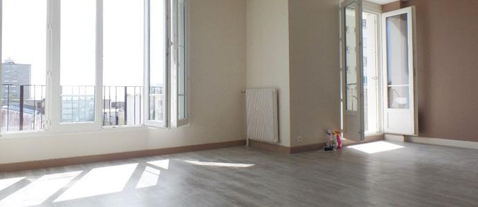 Rénovation logement locatif