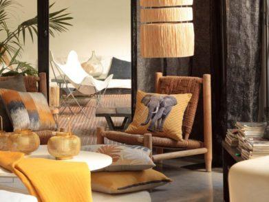 les 4 tendances d co fortes en 2018. Black Bedroom Furniture Sets. Home Design Ideas