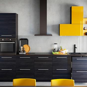 Pose de cuisine Ikea