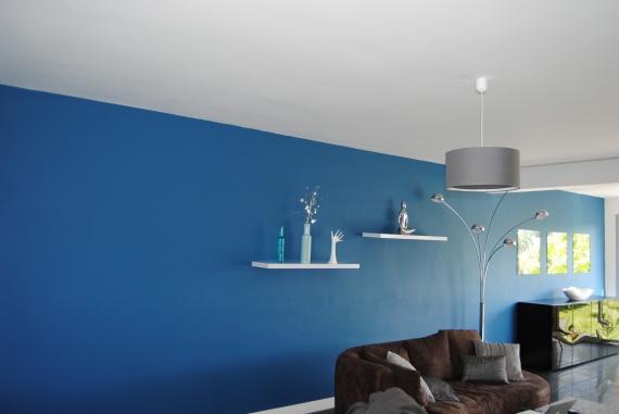 les couleurs tendance de 2014 peinture murale. Black Bedroom Furniture Sets. Home Design Ideas